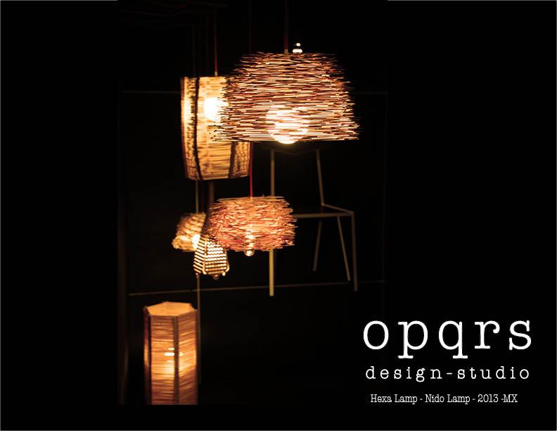 Nido-Hexa Lamps